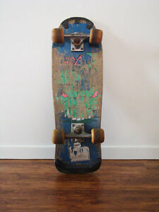 Vintage 1980's Dominion Skateboard
