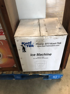 Machine à faire de la glace