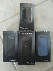 BlackBerry Classic CASES and SCREEN PROTECTORS