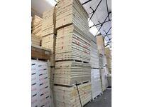 Insulation Boards Seconds 40ml No Foil Paper Finish @ £10.00 each