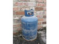 15kg empty butane cylinder bottle tank camping caravan cooker heater barbacue