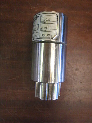 Sturtevant Tt Series Tt-3001-a 300 Inlb Torque Transducer Used Free Shipping