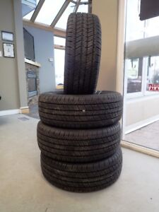235/65/R16 HANKOOK DYNAPRO HT M+S ALL WEATHER TIRES