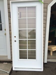 "Brand new 36"" exterior door for only 225$"