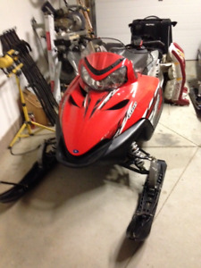 "2009 Polaris Switchback 600 (136"" X 1"" track) with PERC and E/S"
