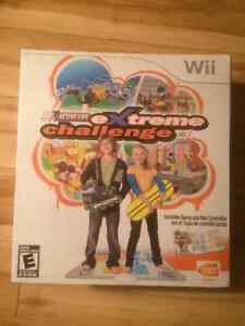 Wii Extreme Challenge - Brand New