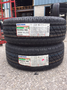2 x P255/65/16 Toyo Open Country HT tires installed SALE $250