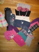 EUC girls 4T fall/winter clothes