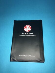 92286199 HOLDEN OWNER'S WALLET TO HOLD OWNER'S BOOK AND SERVICE BOOK