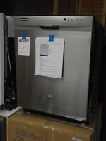 """GE Built-in Dishwasher - stainless steel tall tub, 24"""""""