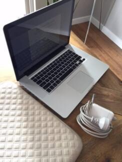 15 inch MacBook Pro + BONUS padded case Adelaide CBD Adelaide City Preview