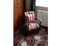 FREE bedside table and chair