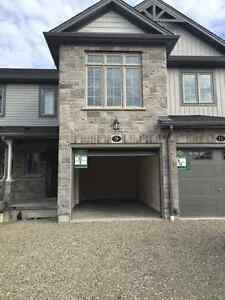 Brand new freehold townhouse for Rent