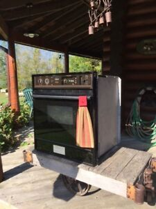 Admiral Built In Wall Oven