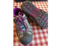 Merrell walking shoes size 2