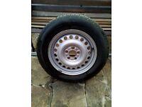 Caddy Wheels x 3