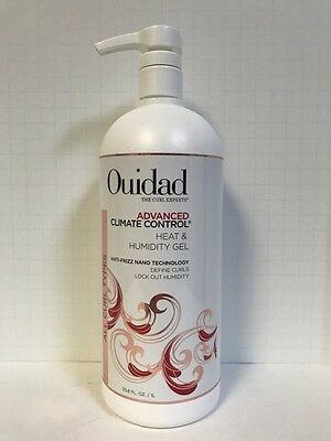 Ouidad Advanced Climate Control Heat   Humidity Gel   33 8Oz Liter