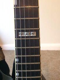 ESP Ltd MH-400NT Electric Guitar - Great Metal / Hard Rock Guitar