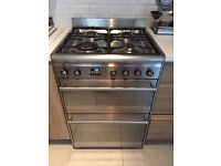 Smeg SUK62MX8 Dual Fuel Cooker £350