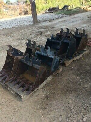 K7872 12 Kubota U35 Qa Trenching Bucket Used