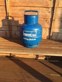 Calor Gas bottle 4.5kg - Full and unused