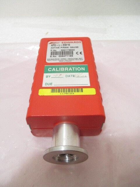 BOC Edwards APG-L-NW16 ST/ST Active Pirani Gauge, 422595