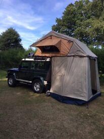 Landrover Defender County Station Wagon Camper