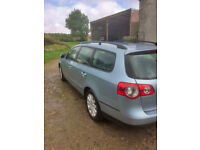 VW PASSAT 2.0tdi ESTATE - good mpg - full service record - 2 owners