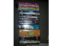 DVDs 20 WHICH INCLUDE SOME BOX SETS AND DOUBLES 27