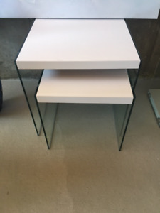 3 Tables d'appoint