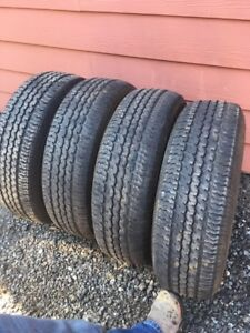 Boat trailer tires for sale