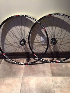 "Roues 29"" Stan's ZTR Arch EX 15mm/100mm 12/142mm"