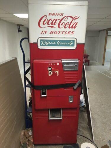 Coke Machine Westinghouse WC-96T Mid 1950