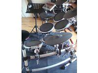 Complete Professional Yamaha DTxtreme IIs Drum Kit