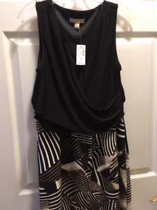 Black Dress NEW with tags size 10