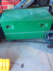 Green Lee Job Box