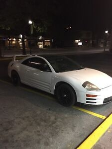 2000 Mitsubishi Eclipse Coupe (2 door)
