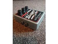 Electro Harmonix Bass Blogger Overdrive Pedal
