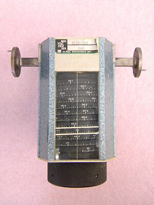 WR22 33.0-50.0GHz Waveguide Frequency Meter  Alpha Ind. 551B/383