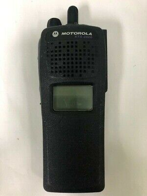Motorola Xts2500 Model 1.5 Portable Radio 800 Mhz 96 Ch 1-3w No Keypad