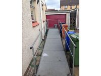 Large Access Ramp - for wheelchair or disabled access into house, caravan, shed