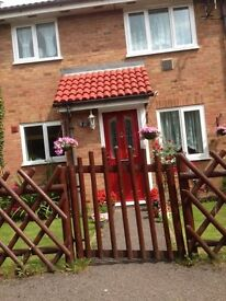 Immaculately presented one Bedroom modern house with private front garden