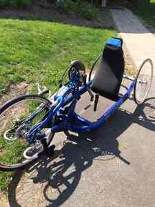 vélo tricycle Quickie