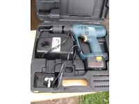 Black & Decker 12V drill