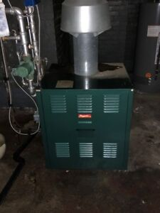 Downtown Toronto - Boiler and Water Tank to sell