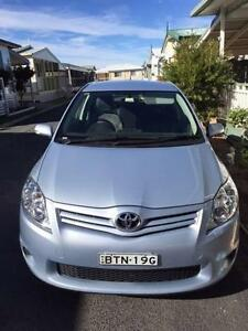 2011 Toyota Corolla Hatchback Chain Valley Bay Wyong Area Preview