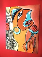 First Nations West Coast Painting - Nuuchahnulth