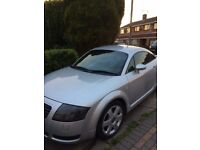 AUDI TT QUATTRO FOR SALE