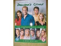 Dawsons Creek 6 Disc DVD Box Set Complete 5th Season