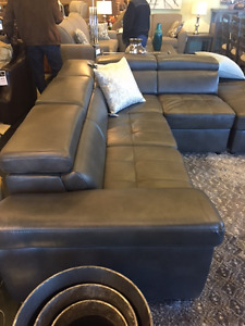 The DO EVERYTHING Sectional